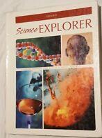 Science Explorer, Text book 8th Grade 8, Pearson Edition, ISBN 9781256652045