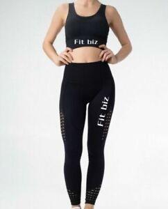 Women's Gym Wear  fitness workout 2PCS. Bra/ Top & Leggings