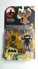 Hasbro - Batman Mission Masters 2 - Land Strike Batman Figurine - New & Sealed