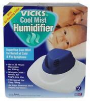 Vicks Cool Mist Humidifier Whisper Quiet V420