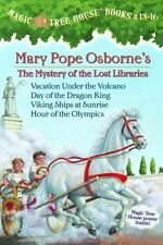 Magic Tree House: Magic Tree House : Vacation under the Volcano; Day of the Dra…