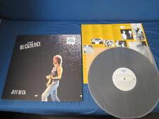 Jeff Beck The Best of Beckology EU Vinyl LP Yardbirds Group BBA Rod Stewart