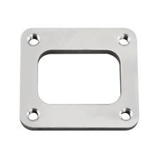 CXRacing Manifold Flange Adapter Stainless Steel For T4 T04E GT35 T70 T72 T76