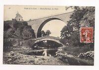 vallée de la cure  ,pierre-perthuis , les ponts