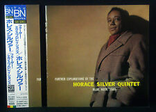 ! CD Horace silver quintet-further Explorations by, note bleue, Japon-Import