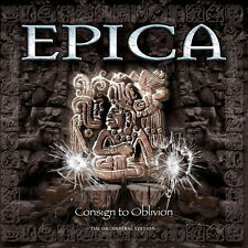 """Epica 'Consign To Oblivion - The Orchestral Edition' 2x12"""" Vinyl - NEW"""