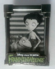 Frankenweenie - Victor and Sparky in a frame Disney Land Paris Dlrp Dlp 2012 Pin