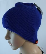 d235d02de7a Under Armour Mens Knit Winter Beanie Hat in blue red or yellow
