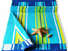 Extra Large Beach Towel - 100% Cotton Multiple Designs Bath Sheet Holidays