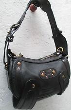 -AUTHENTIQUE ( réf : SA 27.02.05.54 ) petit sac à main CHLOÉ cuir TBEG vintage