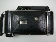 "RAREST GERMAN 6X9 RANGEFINDER CAMERA ""RIFAX"" RF FROM 1936 SHUTTER WORKS FINE"