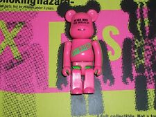"Medicom Bearbrick Sex Pistols ""Pink Never Mind The Bollocks"""