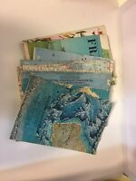13 National Geographic maps Lot