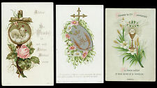 lotto santini-holy cards lot-lot images pieuses-konvolut heiligenbildichen 2511