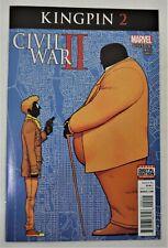 CIVIL WAR II KINGPIN #2 OCT 2016 Marvel Comics NM
