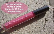 Lakme Absolute Plump & Shine Lip Gloss - MAUVE SHINE