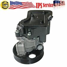 New Power Steering Pump Fit For Mercedes C230 W203 C209 R171 1.8L 0034664001