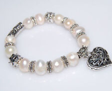 Pearl Love & Hearts Fashion Bracelets