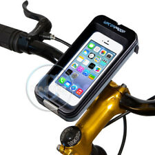 SPEED BOAT MOTOR BIKE BICYCLE WATERPROOF GPS MOUNT COVER CASE FOR iPHONE SE 5s 5