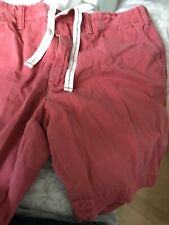 Polo Ralph Lauren Shorts 42 Pink Relaxed Fit