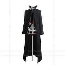 Shakugan no Shana Shana Third Cosplay Wind Coat Cos Costume,Long Cloak
