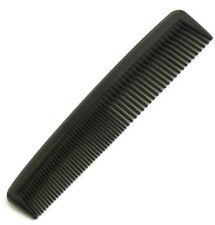 """Mens Black 6"""" Pocket Hair Combs Quality & Strong Plastic Gents Ladies"""