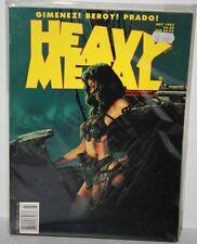 HEAVY METAL COMIC MAGAZINE JULY 1995-COM-011