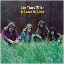 TEN YEARS AFTER A SPACE IN TIME CD - New Release 2018