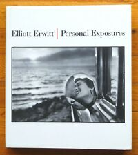 SIGNED - ELLIOTT ERWITT - PERSONAL EXPOSURES - 1988 1ST EDITION & 1ST PRINTING
