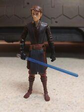 Star Wars Clone Wars Anakin Skywalker Hasbro 20011 3.75 Action Figure