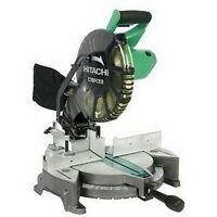 New Hitachi C10FCE2 10-Inch Compound Miter Saw
