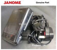 Genuine Janome & Elna Sewing Machine Foot Control Pedal Lead - E Type