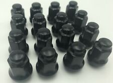 Yamaha Lug Nuts HD Black YFZ 450R Banshee Warrior Blaster Raptor 700R & More