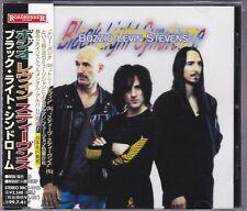 Bozzio Levin Stevens - Black Light Syndrome - CD (Roadrunner Japan RRCY1048)