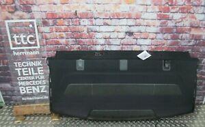 Mercedes Benz W212 E-Kl. Verkleidung Hutablage A2126901249 9G86 schwarz