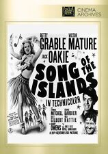 SONG OF THE ISLANDS (1942 Betty Grable) - Region Free DVD - Sealed