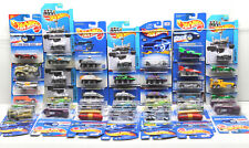 44 pc Hot Wheels Techno Series+Jet Treats Die Cast  Lot 1991 - 2004 Mattel NOC