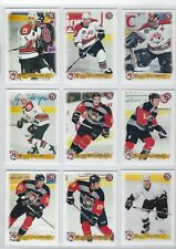 1998-99 Portland Pirates (AHL) complete 25-card team set