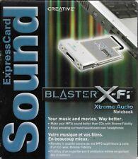 Creative Sound Blaster X-Fi SB0710EF Sound Card - New Old Stock Sealed