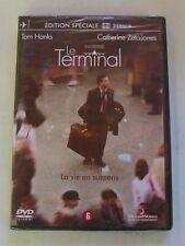 2DVD LE TERMINAL- Tom HANKS / Catherine ZETA-JONES - Steven SPIELBERG - NEUF