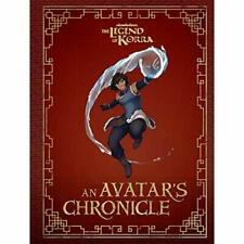 The Legend of Korra: An Avatar's Chronicle - Hardcover NEW Robinson, Andre 08/06