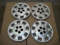 """1997 97 98 99 Dodge Neon Hubcap Rim Wheel Cover Hub Cap 14"""" OEM USED 520A SET 4"""