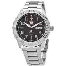 Seiko 5 Sports Automatic Black Dial Men's Watch SRP755J1