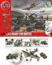 Airfix Battle of Britain - Ready for Battle Gift Set 1:48 - Model Kit - A50172