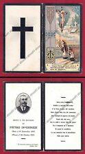 SANTA LEGA EUCARIST. n° 531 LUTTINO VALSASSINA 1924 - SANTINO HOLY CARD