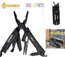 Gerber Dime Multi Tool Plier Gerber Scissors Knife Camping 31-001134 Black