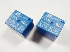 10 x Relè 12V 1XUM 250V 10A 30V 10A songle srd-12vdc-sl-c #20r27#