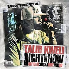 Talib Kweli : Right About Now CD (2005)