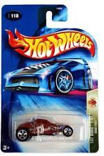 2004 Hot Wheels #118 Tat Rods 1/5 Sooo Fast China base