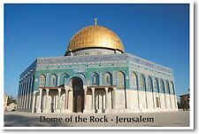 Dome of the Rock - Jerusalem - NEW World Travel POSTER